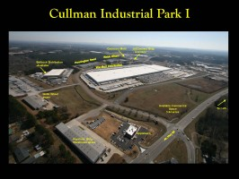 Industries in Cullman Industrial Park I