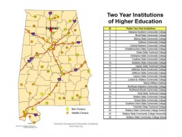 2-Year Institutions of Higher Learning