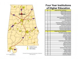 4-year Institutions of Higher Learning